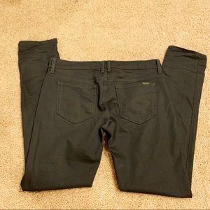 Joe's Jeans Black Slim Cut